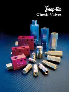 CPIFF Inline Check Valves