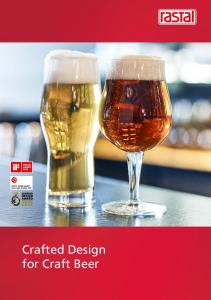 Crafted Design for Craft Beer
