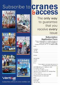 Crane safety issues. crane safety