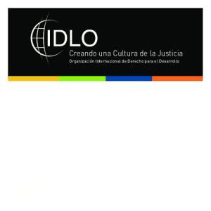 Creando una Cultura de la Justicia