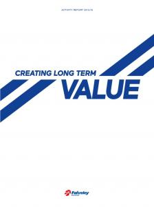 CREATING LONG TERM VALUE