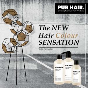 Creating Premium Hair Products. Swiss Formulation