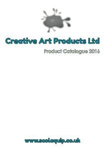 Creative Art Products Ltd