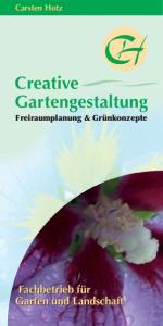Creative Gartengestaltung Freiraumplanung & Grünkonzepte