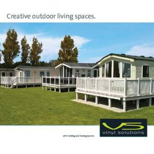 Creative outdoor living spaces. upvc Decking and Fencing Systems