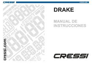 cressi.com DRAKE MANUAL DE INSTRUCCIONES cressi.com