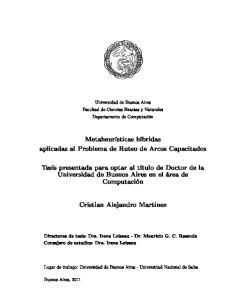 Cristian Alejandro Martinez