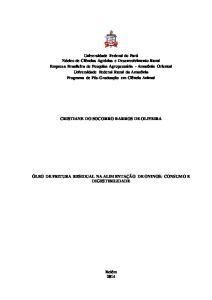 CRISTIANE DO SOCORRO BARROS DE OLIVEIRA
