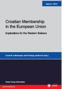 Croatian Membership in the EU Implications for the Western Balkans