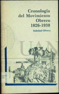 Cronología del Movimiento Obrero Soledad Olvera