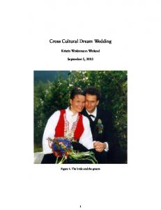 Cross Cultural Dream Wedding