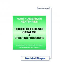 CROSS REFERENCE CATALOG