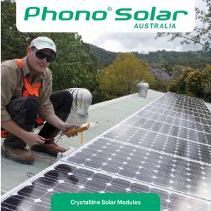 Crystalline Solar Modules AUSTRALIA