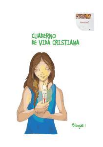CUADERNO DE VIDA CRISTIANA