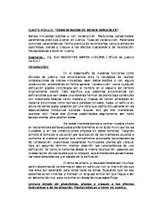 CUARTO MODULO: CONSTATACION DE BIENES INMUEBLES