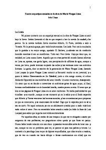 Cuatro arquetipos sexuales en la obra de Mario Vargas Llosa