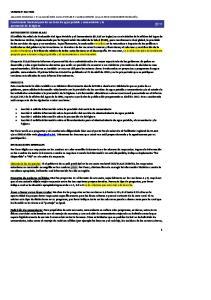 Cuestionario Nacional para los sectores de agua potable y saneamiento y la promoción de la higiene