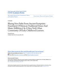 CUNY Academic Works. City University of New York (CUNY) Pamela Proscia Graduate Center, City University of New York