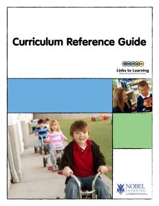 Curriculum Reference Guide