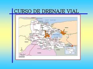 CURSO DE DRENAJE VIAL