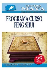 CURSO DE FENG SHUI (PRIMER NIVEL)