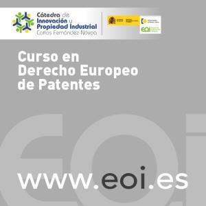 Curso en Derecho Europeo de Patentes