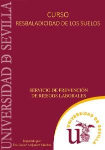 CURSO RESBALADICIDAD DE LOS SUELOS