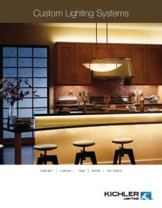 Custom Lighting Systems