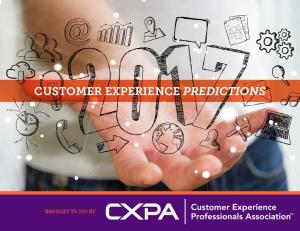 CUSTOMER EXPERIENCE PREDICTIONS. brought to you by