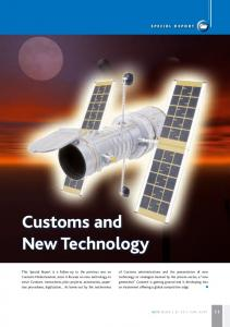 Customs and New Technology