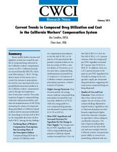 CWCI Research Notes CWCI. Research Notes February 2013