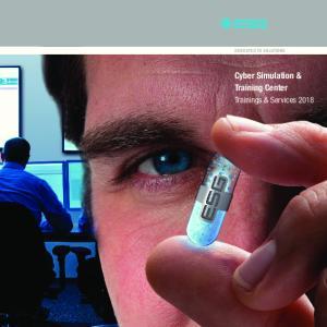 Cyber Simulation & Training Center