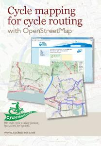 Cycle mapping for cycle routing