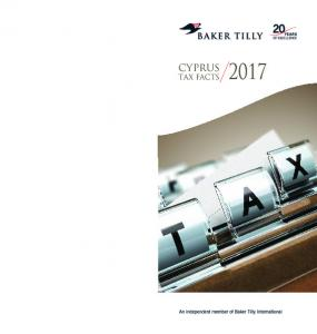 CYPRUS 2017 TAX FACTS