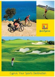 Cyprus, Your Sports Destination