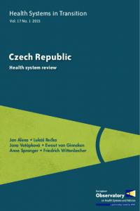 Czech Republic. Health Systems in Transition. Health system review. Vol. 17 No
