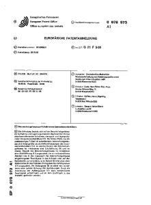 D-3167 Burgdorf(DE) Erfinder: Spilker, Harry, Dipl.-lng. Talstrasse 3 D-3252Bad Munder(DE)