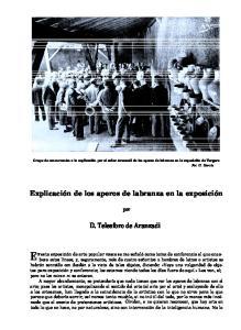D. Telesforo de Aranzadi