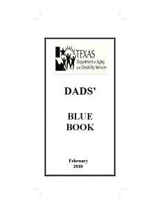 DADS BLUE BOOK February 2010