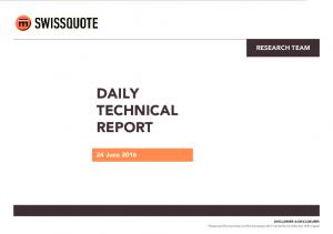 DAILY TECHNICAL REPORT
