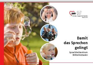 Damit das Sprechen gelingt. Sprachheilzentrum Wilhelmshaven