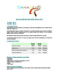DANAGENE BLOOD DNA KIT