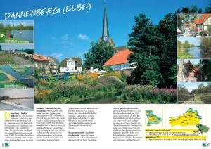 Dannenberg Stadt mit DANNENBERG (ELBE)