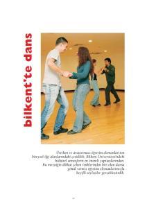 Dans e itmenli inizle ilgili bilgi alabilir miyiz?