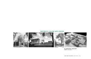 DARTMOUTH COLLEGE ARTS CENTER