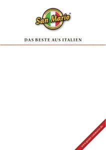 DAS BESTE AUS ITALIEN