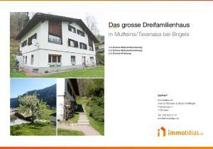 Das grosse Dreifamilienhaus