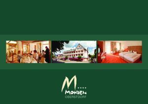 Das HHHH Hotel Mohren am Oberstdorfer Marktplatz