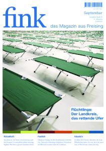 das Magazin aus Freising
