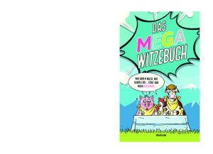 das MEGA Witzebuch Wir haben Milch, wir haben Eier fehlt nur noch der Speck!